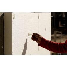 Фасадные дюбеля – маленькие помощники в большом деле