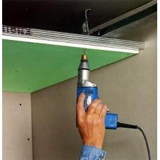 Особенности использования потолочного гипсокартона