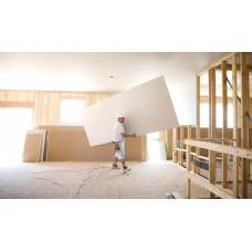Особенности применения стенового гипсокартона