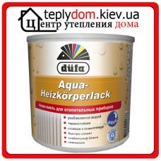 Аква-эмаль для радиаторов Dufa Aqua-Heizkorperlack, 2,5 л