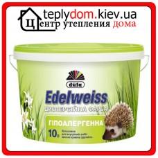 Гипоаллергенная дисперсионная краска Dufa Edelweiss, 10 л