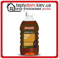 Тиковое масло пропитка Teak Oil, 0,5л