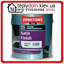 Высококачественная полуматовая краска Satin Finish, 2,5л
