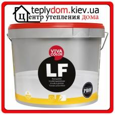 Белая латексная шпаклёвка для стен и потолков Vivacolor LF, 10 л