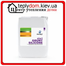 Гидрофобизирующая грунтовка Start Grunt Silicone, 10 л