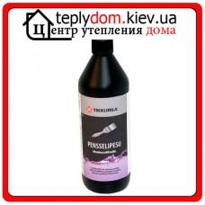 Моющее средство для очистки инструментов от остатков краски Pensselipesu (Пенсселипесу), 1 л