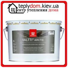 """Перламутровая фасадная лазурь для защиты наружных деревянных поверхностей Valtti Arctic (Валтти Арктик), базис """"ЕP"""", 0,9 л"""