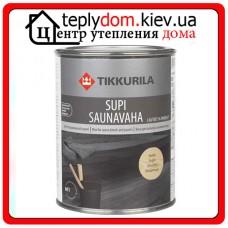 """Защитный воск Supi Saunavaha (Супи Саунаваха), базис """"ЕР"""", 0,9 л"""