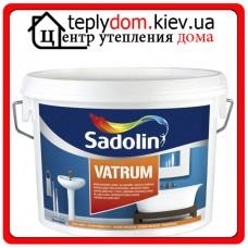 Влагостойкая краска для стен и потолков Sadolin Bindo 40 BW (VATRUM), 10 л
