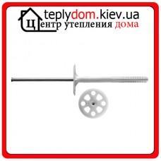 Amex LM-10х100 Дюбель для крепления изоляции с металлическим гвоздем