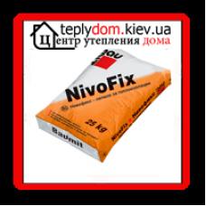 Baumit NivoFix клей для пенопласта и минваты 25 кг