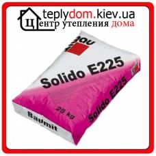 Baumit Solido E225 стяжка для пола, 25 кг