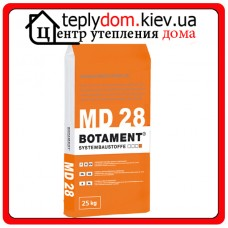 Botament Двухкомпонентная эластичная гидроизоляция MD 28, 25 кг