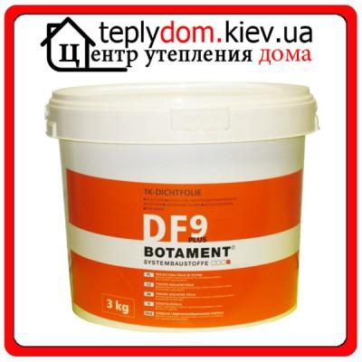 Botament эластичная гидроизоляция DF 9 Plus, 21 кг