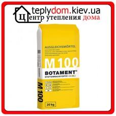 Botament Легкий выравнивающий раствор (ремонтный состав) M100, от 3 до 50 мм, 20 кг