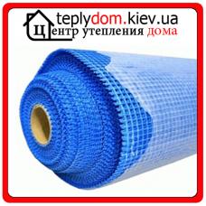 Стеклосетка армирующая плотность 160 гр/м2 50 м2