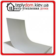 Гипсокартон Кнауф 6,5х1200х2500 мм, арочный