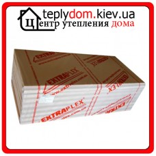 Экструдированный пенополистирол Extraplex 1200х600х20 мм