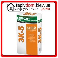 Profline NEW ЗК-5 ЗИМА Суміш для приклеювання та армування ППС и МВ, 25 кг
