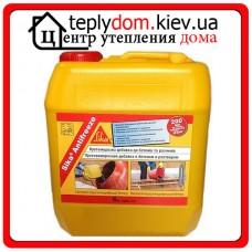 Sika Antifreeze противоморозная добавка к бетону канистра 10 кг