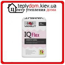 Клеевая смесь для облицовки IQ Flex Vamiut