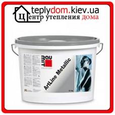 """Baumit ArtLine Metallic дисперсионная краска с эффектом """"металлик""""  15кг"""
