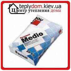 Baumit Medio клеящая смесь для керамической плитки, слой от 4-20мм 25 кг