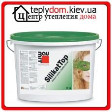 "Baumit Silikat Top силикатная штукатурка 3K ""барашек""  25 кг"