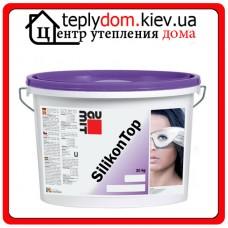 """Baumit Silikon Top штукатурка силиконовая 3K """"барашек"""" 25 кг"""