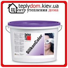 Baumit SilikonColor силиконовая краска База 24 кг