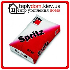 Baumit Spritz цементный обрызг 25 кг