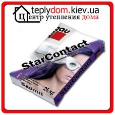 Baumit Star Contact смесь для прикл. и защиты утеплителя МВ, ППС плит 25 кг