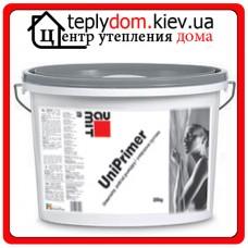 Baumit UniPrimer универсальная грунтовка под декоративную штукатурку 25 кг