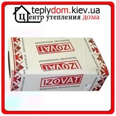 IZOVAT 135 кг/м2 (уп. 1.2 м2) 1000х600х100 мм цена за 1 м2
