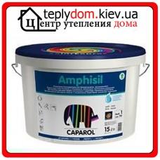 Caparol Amphisil B1 краска фасадная усиленная силоксаном 12,5л