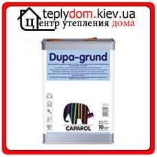 Caparol Dupa-grund грунтовка глубокопроникающая на растворителях 10л