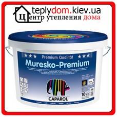 Caparol Muresko-Premium B1 акриловая краска на основе связующего нового поколения SylaCryl 10л