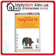 Caparol Tiefgrund TB/ грунтовка глубокого проникновения прозрачная 10л