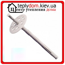 Дюбель 10х100 пластиковый гвоздь (Украина)  уп. 100 шт