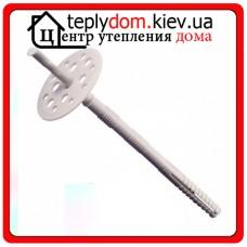 Дюбель 10х140 пластиковый гвоздь (Украина) уп. 100 шт