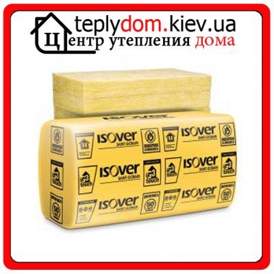 ISOVER Каркас-П34-50/MUL Плитная изоляция 7.14 м2