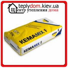KEMAMIX (Украина) минеральная декоративная штукатурка (барашек 1,5) 25 кг