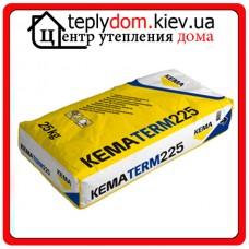 KEMATERM 215 (Украина) клей для приклеивания и армирования (минвата) 25 кг