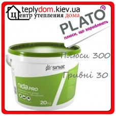NIDA Pro Шпаклевка 20 кг