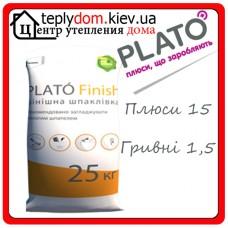 PLATÓ Finish Финишная шпаклёвка 25кг