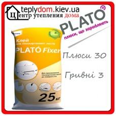 PLATÓ Fixer Гипсовый клей 15кг