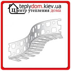 Профиль арочный штукатурный 10-12 мм
