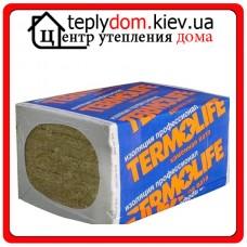 Termolife ТЛ ПРИВАТ ФАСАД 1000*600*50,100, минеральная вата плотность 115 кг/м³